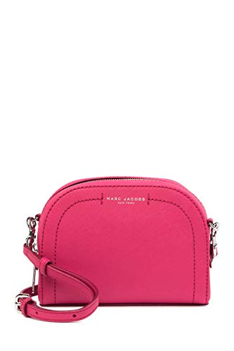 Marc Jacobs Borsa a tracolla in nylon rosso Crossbody 20x15x6cm