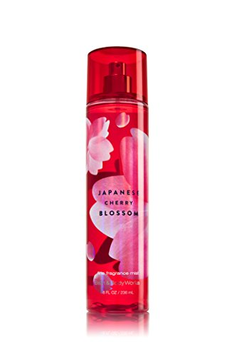 Bath and Body Works Japanese Cherry Blossom Fragrant Mist