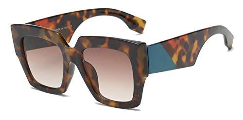MINGMOU Vintage Oversized Square Shield Sonnenbrille Damen Modische Rosa Brille TrendyDamen Shades Fshion Designer Luxury Brand, 3