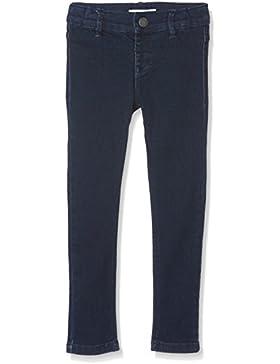 NAME IT Nittera Skinny Dnm Pant Mini Noos, Pantalones para Niñas