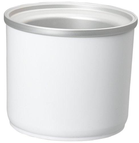 Cuisinart ice-45rfb 1-1/2-quart Ice Cream Maker Gefrierschrank Schale,-für den Einsatz mit Cuisinart ice-45Mix it in weicher dienen Eis Maker