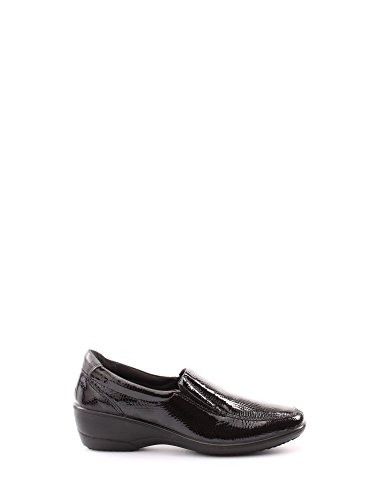 Enval Soft 4943000 Slip On Donna Vernice Nero Nero 37