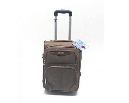 trolley-easyjet-ryanair-semirigido-cabina-2-ruote-bagaglio-a-mano-cm-48x35x20-marrone