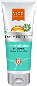 VLCC Daily Protect Anti Pollution Face Wash, 50ml