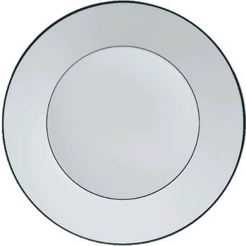 Jasper Conran At Wedgwood Large Silver 'Platinum' Plate