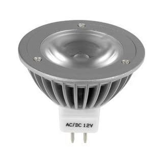 3W Superbright MR16 LED Lamp 1 x 3W Blue