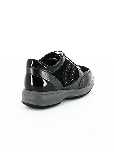 Geox , Baskets pour fille Noir - Nero