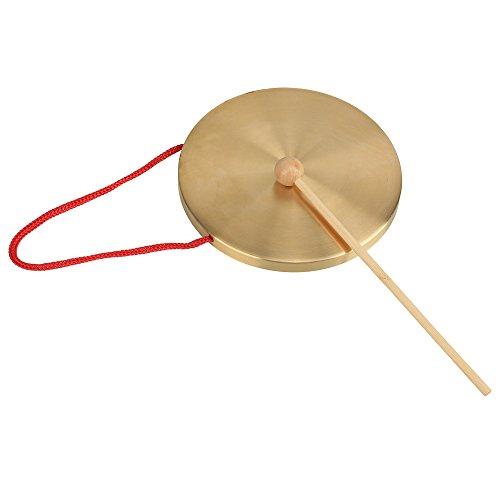 Alto Hand Gong Kapelle Kupfer Becken Percussion 15,5Durchmesser Opera Gong