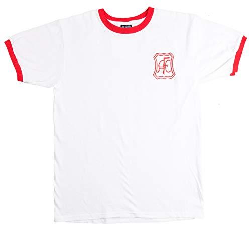 Aberdeen Away 1965 Football T Shirt