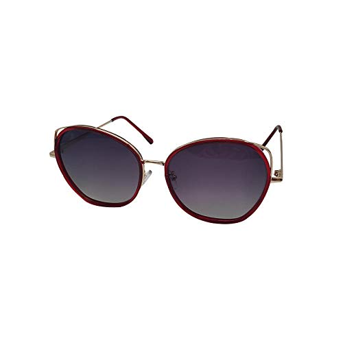 fuqiuwei Sonnenbrillen Einfache Und Vielseitige Temperament Sonnenbrille Persönlichkeit Süße Weibliche Sonnenbrille Big Box Wildes Rundes Gesicht