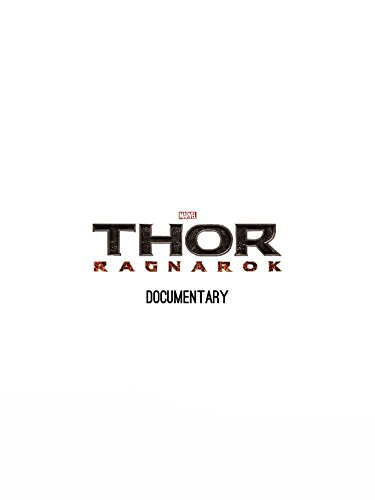 Thor Ragnarok Documentary Cover