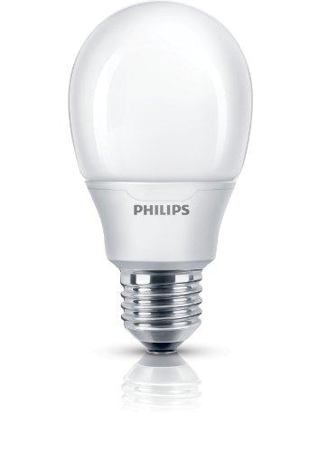 Philips S10Y18B1 Lampadina a Risparmio Energetico, Goccia