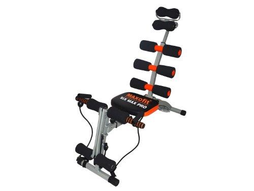Maxofit - attrezzo multitrainer sixmax pro mf-6