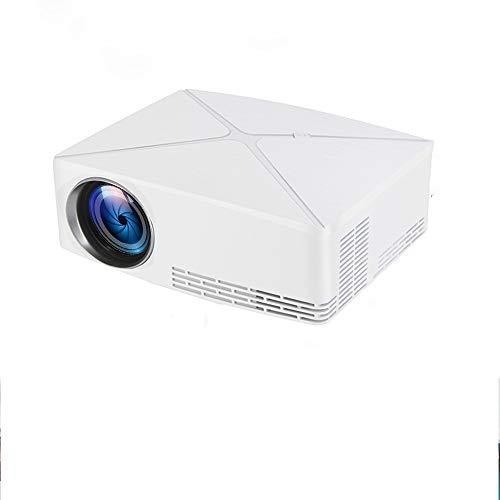 CCSHW Mini Smart HD Projektor 3D tragbare WiFi Telefonverbindung 4K Full HD 1080P Heimkino Video Home Office
