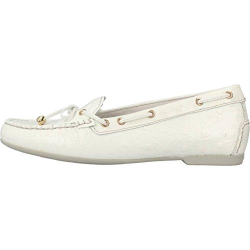 Mocassini donna, colore Bianco , marca STONEFLY, modello Mocassini Donna STONEFLY FERDINAND 2 Bianco Bianco