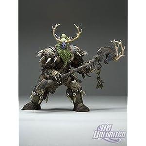World of Warcraft Series 2 Night Elf Druid: Broll Bearmantle Action Figure 4