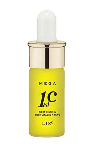 [LIZ.K] Season4 First C Mega Pure Vitamin C 13.5% Serum 10ml Brightening/K-Beauty (1EA)