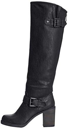 Rocket Dog Shayna Damen Stiefel Schwarz (Black)