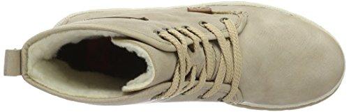 Rieker Y9410, Stivali Donna Beige (Muschel/nuss)