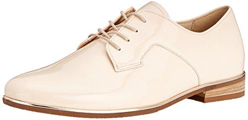 Gabor Shoes Damen Comfort Sport Derbys, Mehrfarbig (Ltrosesnatur/Met), 43 EU