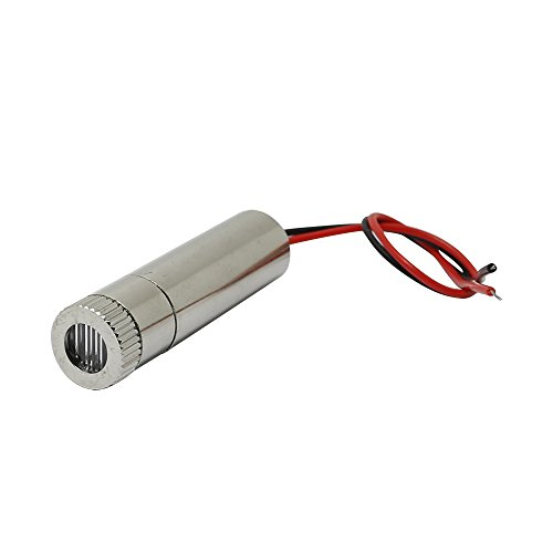 808nm 100mW Infrarot Diode Line Laser Modul 12x 40mm 3-5V -