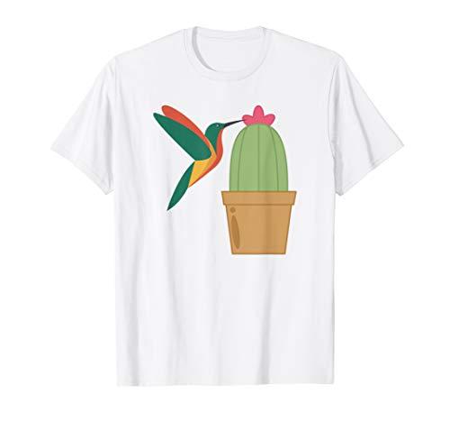 Vogel & Kaktus T-Shirt