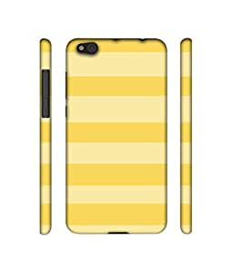 NattyCase Colorfull Line Art Design 3D Printed Hard Back Case Cover for Xiaomi Mi 5c