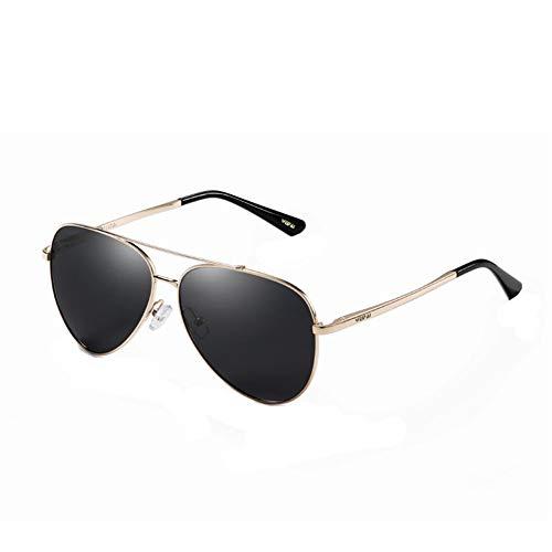 BFQCBFSG Polarisierte Sonnenbrillen Herrenbrillen Driver Driving Special Brillen Driving Fashion Uv Anti-Glare Brillen, 5 *