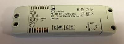 EGLO Halogen Trafo 105VA TFM-105A 35 - 105 VA Watt Transformator elektronisch