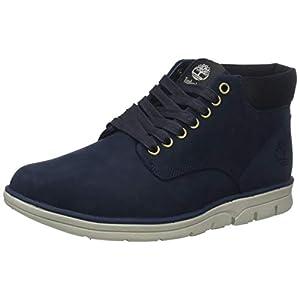 Timberland Herren Bradstreet Chukka Boots, blau