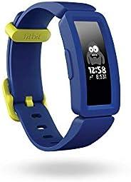 Fitbit Fitness watch for children, Blue - FB414BKBU