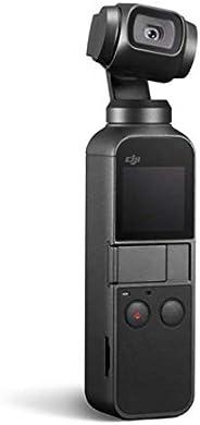 DJI Osmo Pocket Action Cameras 4K, Black, DJI-Zpk100