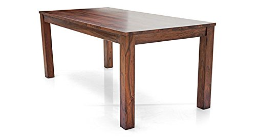 Urban Ladder Arabia Six Seater Dining Table (Teak)