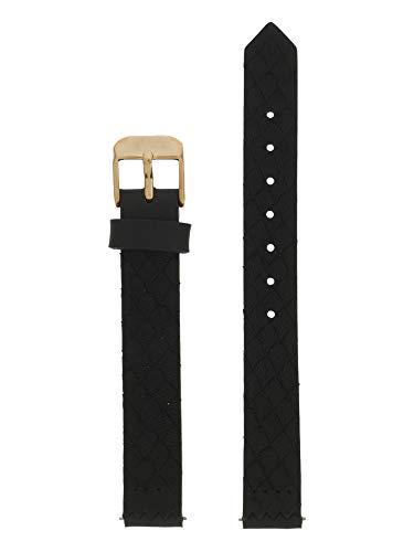 Rosefield Damen Leder Uhrenarmband 26BR-S154