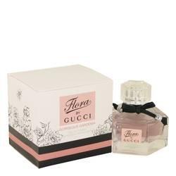 Gucci Flora Gorgeous Gardenia Eau De Toilette Spray By Gucci 1 oz Eau De Toilette Spray