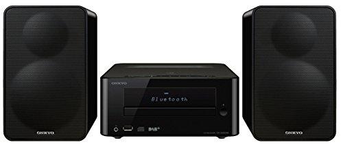Onkyo CS-265 DAB (B) CD Hi-Fi Kompaktanlage (MP3, USB für Apple iPod/iPhone/iPad, NFC, Bluetooth, RDS) schwarz