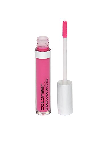 Colorbar Sheer Glass Lip Gloss, Pink Echo