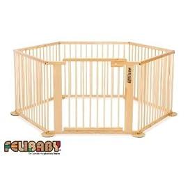 ONE4all 1+5 Cancelletto di sicurezza flessibile, box per bambini
