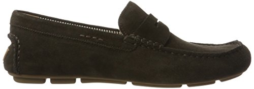 Armani Jeans 935588cc555, Mocassins (loafers) homme Beige (caffe')