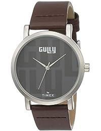 Gully by Timex Gully Analog Black Dial Men's Watch-TWEG15431