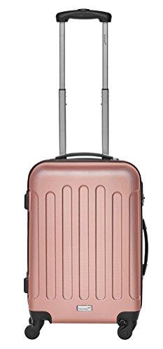 Packenger Reisekofferset Travelstar 3er-Set in verschiedenen Farben (Mauve) - 6