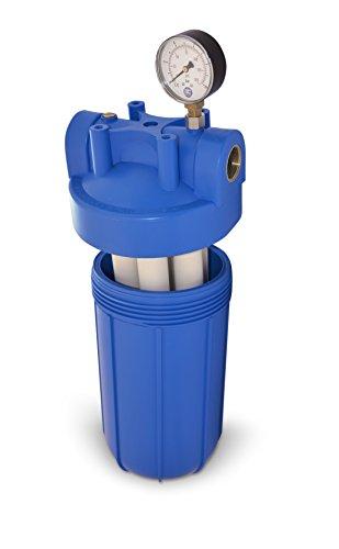 Doulton Rio 2000 Big Blue Hauswasserfilter Bakterien und Keimsperre -