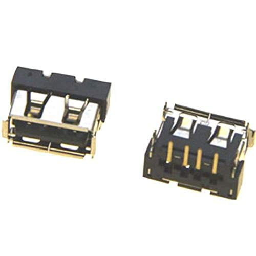 Generic New Laptop Motherboard Ac Dc Dc-in Power Jack Plug Connector Socket for ACER Aspire 7715 5732Z 4732Z 4736G 4736Z 5332Z 5732G 5734Z 5743Z PN55824 -