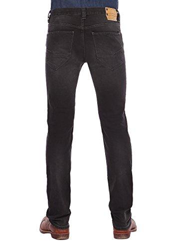 COLORADO DENIM Herren Jeanshose Black Used