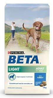 BETA Light with Turkey