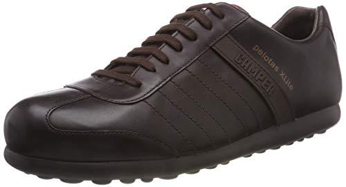 CAMPER Herren Pelotas XL Oxfords, Braun (Dark Brown 200), 47 EU -