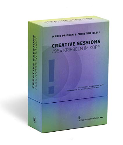 Creative Sessions: 96 x Kribbeln im Kopf