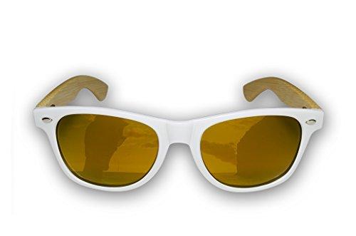 WAVE HAWAII Sonnenbrille Adi, Weiß, One size, WH1104