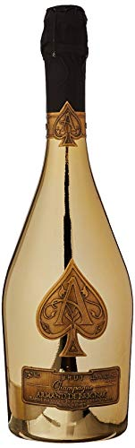 Armand de Brignac Gold Champagne in Black Presentation Box, 75 cl