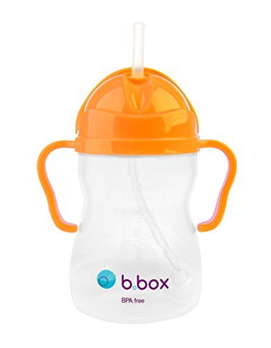 B Box Sippy Cup Orange Zing Limited Edition by Bbox - Cup Sippy Saft